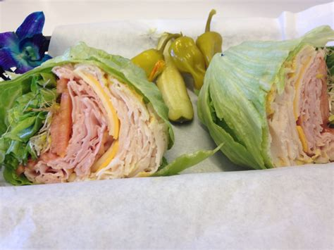cajon pass deli turkey ham protein style lettuce wrap yelp