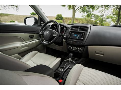 mitsubishi outlander sport 2016 interior 2016 mitsubishi outlander sport specs and features u s
