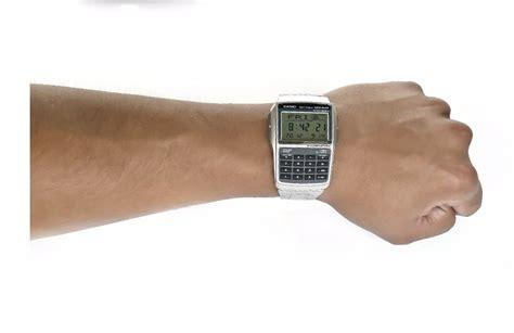 Casio Original Dbc 32d 1avdf reloj original casio calculadora plata caballero mod dbc