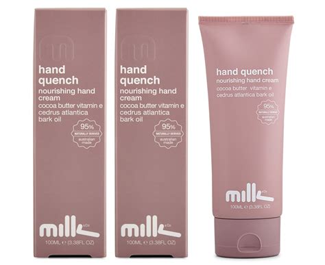 Lotion Natur E Daily Nourishing Lotion Lotion 100ml 2 x milk co quench nourishing 100ml great daily deals at australia s