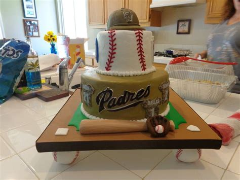 Wedding Anniversary Ideas San Diego by 11 Best San Diego Padres Cakes Images On San