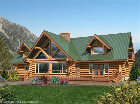 astoria log home design by the log connection westchester log home design by the log connection