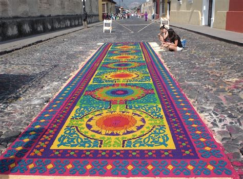 alfombras semana santa guatemala semana santa holy week in antigua guatemala alfombras