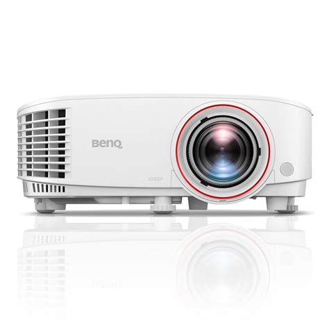 benq thst p short throw gaming home theater projector