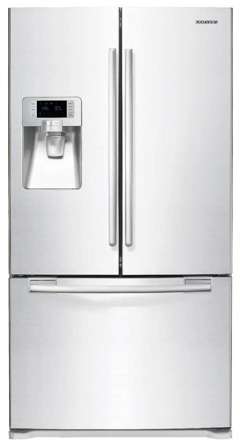 samsung cabinet depth door refrigerator samsung rfg237aawp 23 0 cu ft counter depth