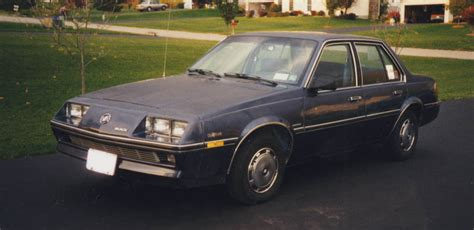 how to learn about cars 1986 buick skyhawk parking system 1986 buick skyhawk information and photos momentcar