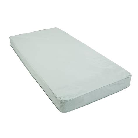 mattress for hospital bed invacare ivc manual home care bed package with innerspring