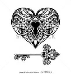 1000 ideas about lock tattoo on pinterest heart lock