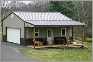 Metal Shed Garage Building Steel Buildings Garage Porch