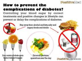 Prevent diabetes complications by following these 8 tips