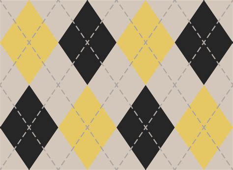 pattern yellow black white and yellow and black argyle pattern texture pattern