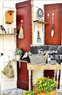 Projects With Old Doors Old Door Project Ideas For Repurposed Doors My