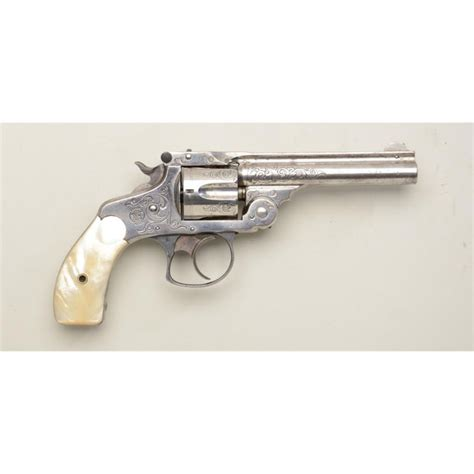 best 38 caliber revolvers engraved smith wesson top break revolver 38 cal 4
