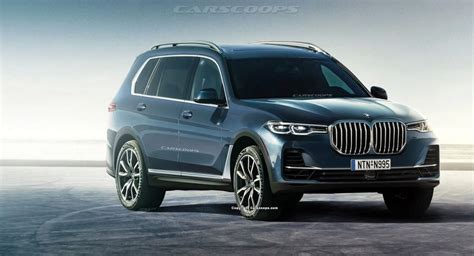Bmw X7 2020 by Bmw Future Car Guide What S Coming 2018 2020 Carscoops