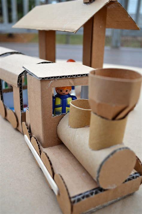 cute  easy diy cardboard toys ideas  kids