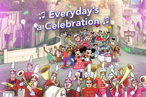 Wedding Anniversary Theme Song everyday s a celebration new 25th anniversary theme