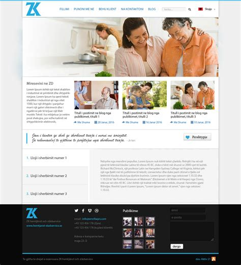 layout zk demo zk website aktiv 21 consulting company web design and