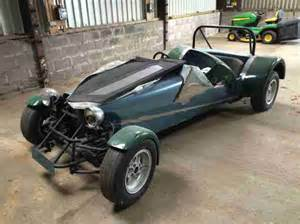 Kit For Sale Lotus 7 Kit Car Replica Unfinished Project Car For Sale