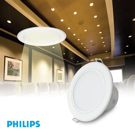 Led Ceiling Downlight by Philips Led Downlight 10 5w 3000kled Downlight