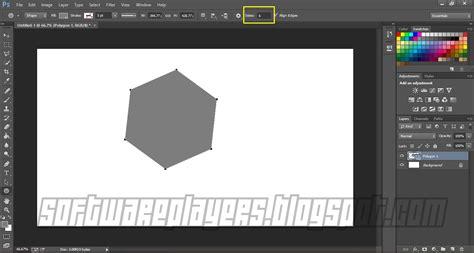 cara membuat garis bawah di photoshop belajar teknik dasar membuat bentuk pada photoshop