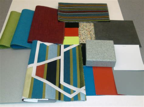 interior design materials management
