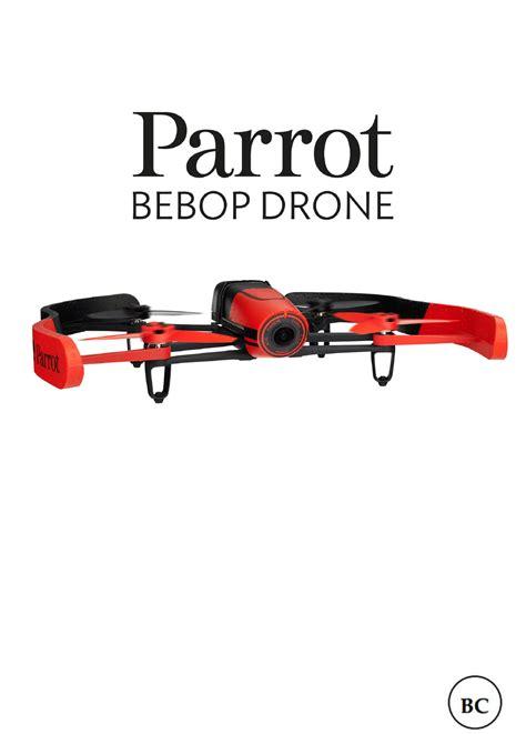 instrukcja obslugi parrot bebop drone  skycontroller  stron