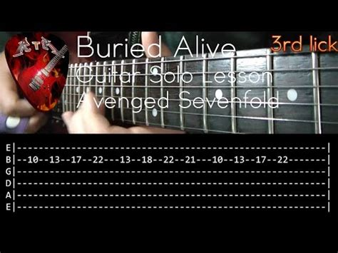 tutorial guitar buried alive full download fingerstyle tutorial buried alive intro