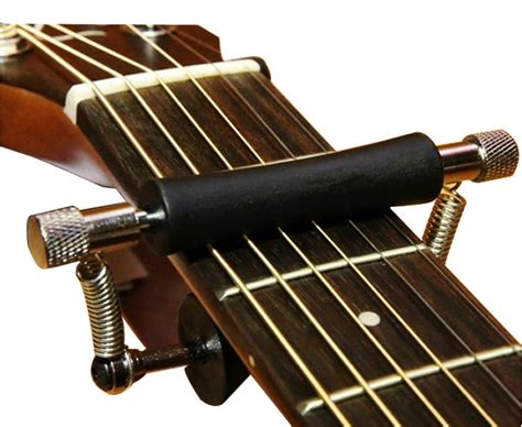 2015 new arrival slide guitar capo guitar parts for acoustic electric guitar bass ukulele in