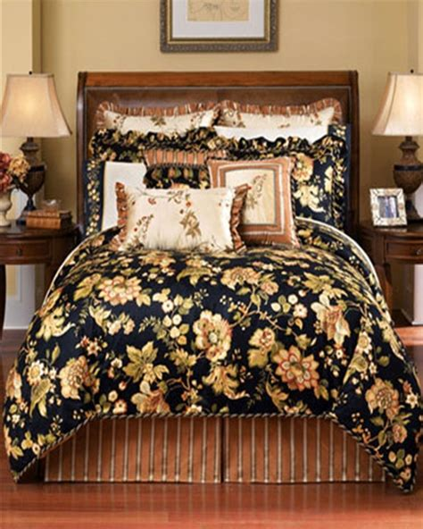Croscill Townhouse Comforter by Susanna Bedding Ensemble By Croscill Townhouse Linens
