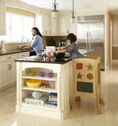 Kitchen Helper Helper Tower Woodworking