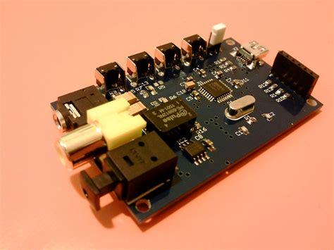 pcm2706 usb dac with s pdif and i2s interface from