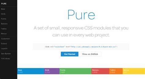 layout css framework responsive css frameworks for developers design geekz