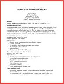 Sample Clerk Resume general dentist resume sample general office clerk resume example
