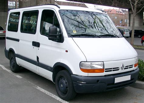 renault master 2001 file renault master front 20080326 jpg wikimedia commons