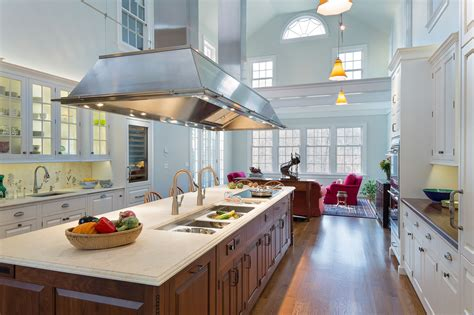 How To Design A Kitchen Island With Seating by Home Design Amp Roomscapes In Vermont Designs For Living