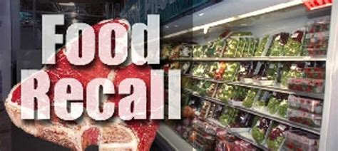 food recall food recall in us includes products shipped to saskatchewan 620 ckrm