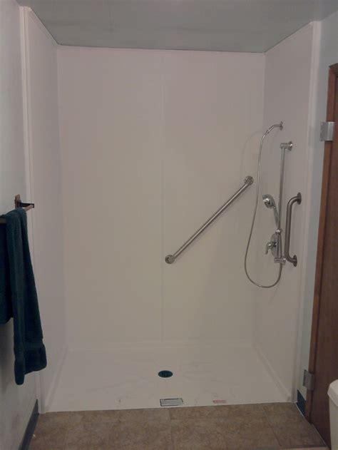 Ada Roll In Shower by Roll In Shower