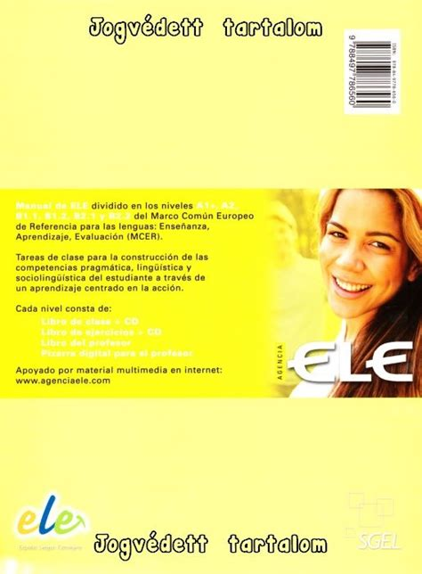 libro talk spanish 1 book cd agencia ele manual de espanol nivel 3 b1 1 libro de ejercicios incluye cd audio nyelvk 246 nyv