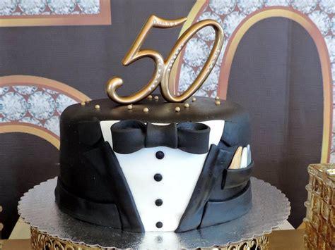 Kara's Party Ideas Fabulous 50th Black & Gold Birthday Party   Kara's Party Ideas