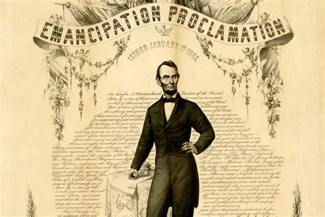 abraham lincoln biography emancipation proclamation the higher learning