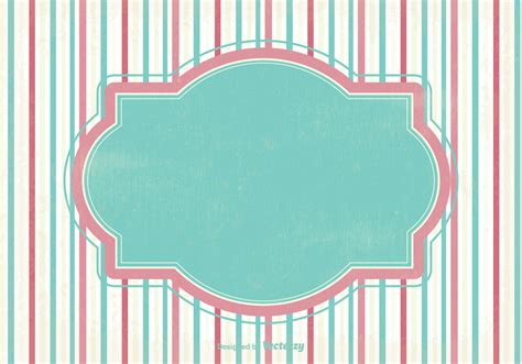 decorative striped scrap vector background