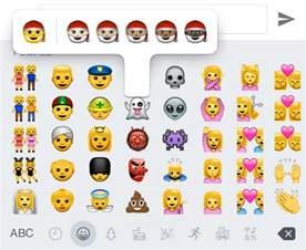 emoji color 10 ios 8 3 release tips