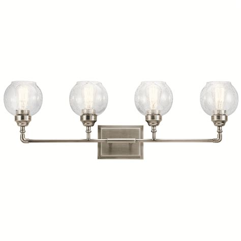 kichler bath lighting kichler lighting 45593ap bathroom lighting niles