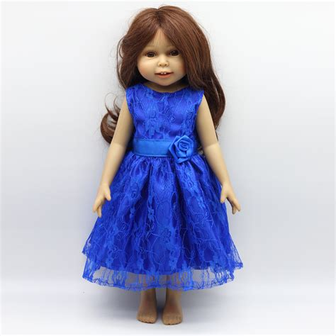 doll clothes fits 18 quot american handmade blue