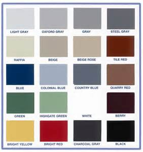 davis concrete color chart scofield concrete color chart images