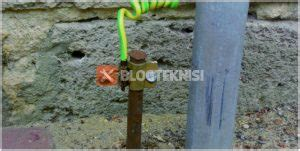 mengenal grounding sistem pentanahan  instalasi listrik
