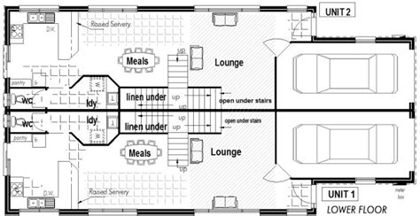 townhouse floor plans australia narrow block 2 x 3 bedroom townhouse kit home designs