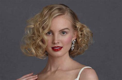 Vintage Inspired Wedding Hairstyles by Wedding Hairstyle Vintage Inspired Brides Bhldn 4