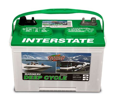 interstate batteries marine battery deep cycle autos post - Interstate Boat Batteries