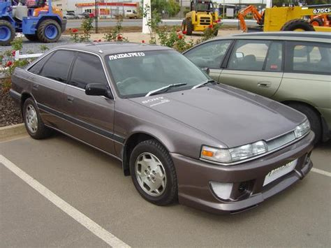 how do i learn about cars 1990 mazda mx 6 navigation system 62sleeper 1990 mazda 626 specs photos modification info